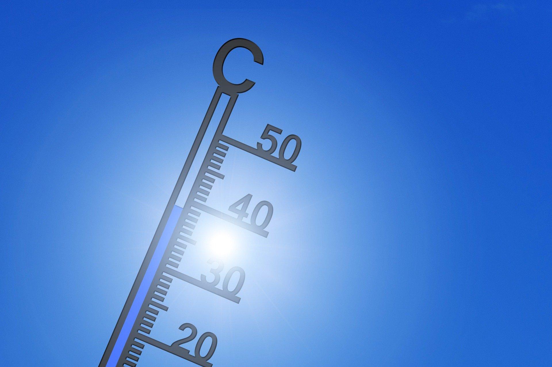 Wassertemperatur Heidebad
