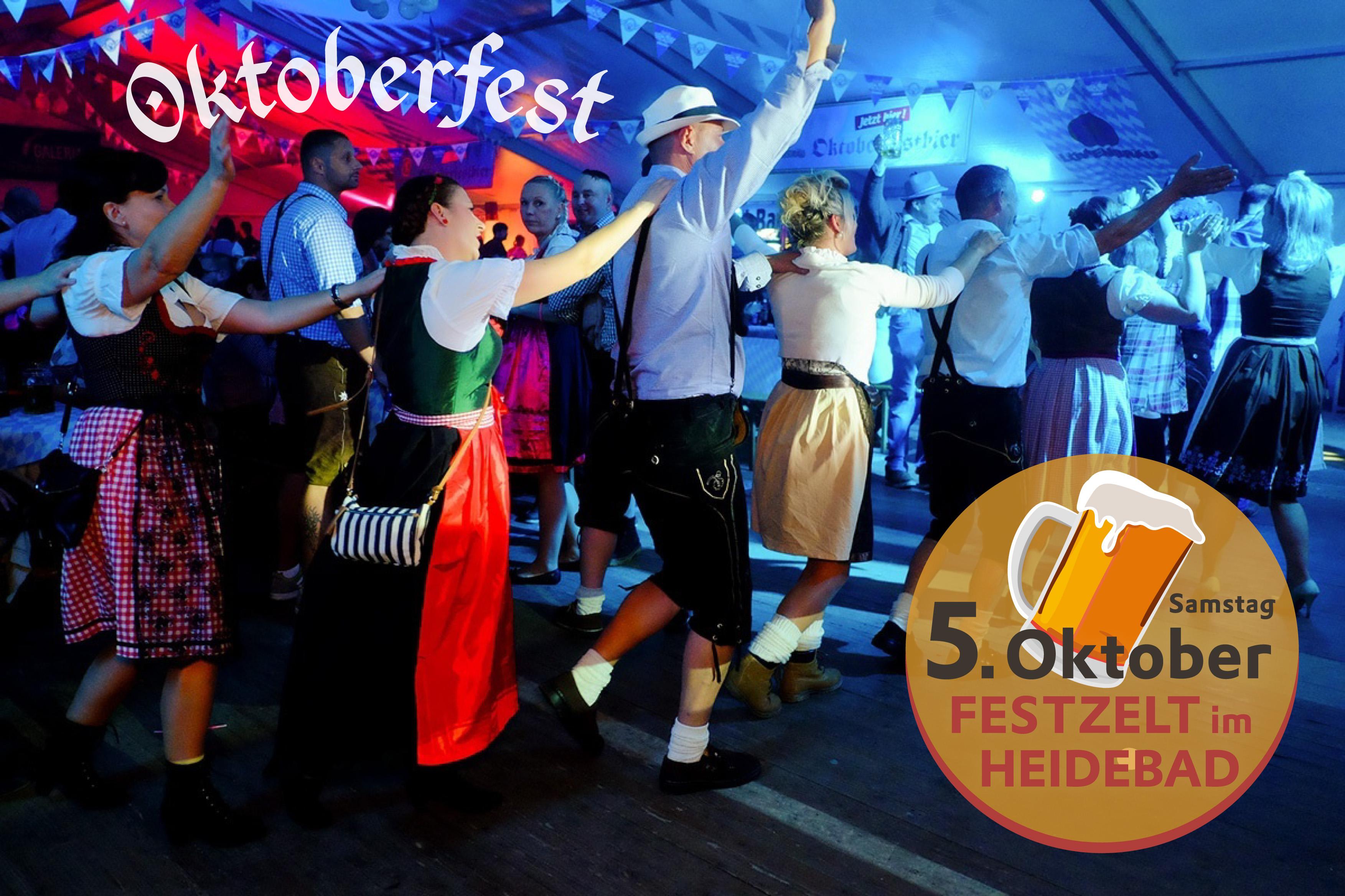 Oktoberfest Halle Saale